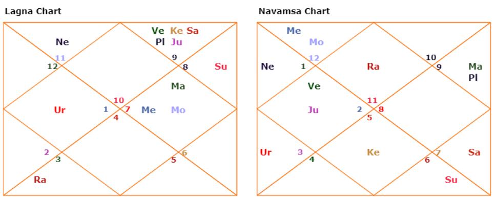 karakamsa lagna analysis